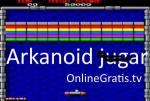 jouer Arkanoid